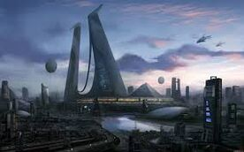 Aron city