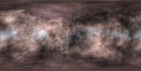 Haumea Oberfläche