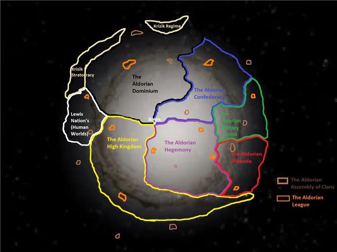 Minotaur Galaxy Territorial Division-1