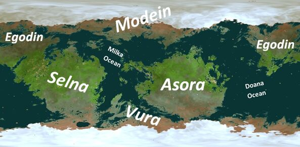 Astrion Map
