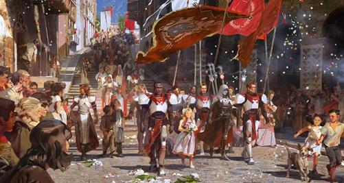 Tarsus parade
