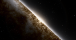 Galactic core from Pantheus