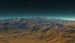 Erimah Mountains