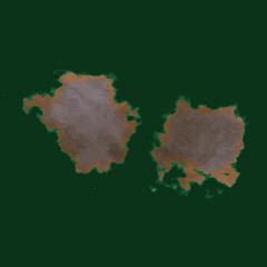 Map of OGLE-2005-BLG-390L b (image not mine, credit to Morbiusgreen)