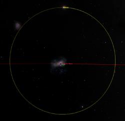 Erde-Mond-System