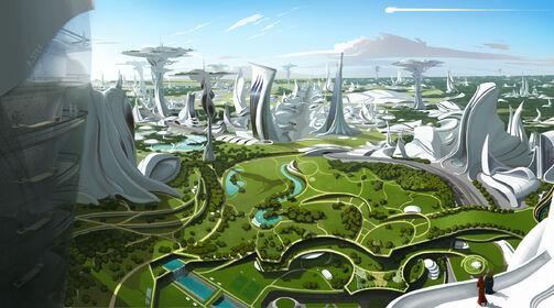 Ciudad del Imperio