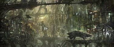 Kreon Crowed underworld