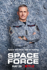 Space Force Poster Season 1
