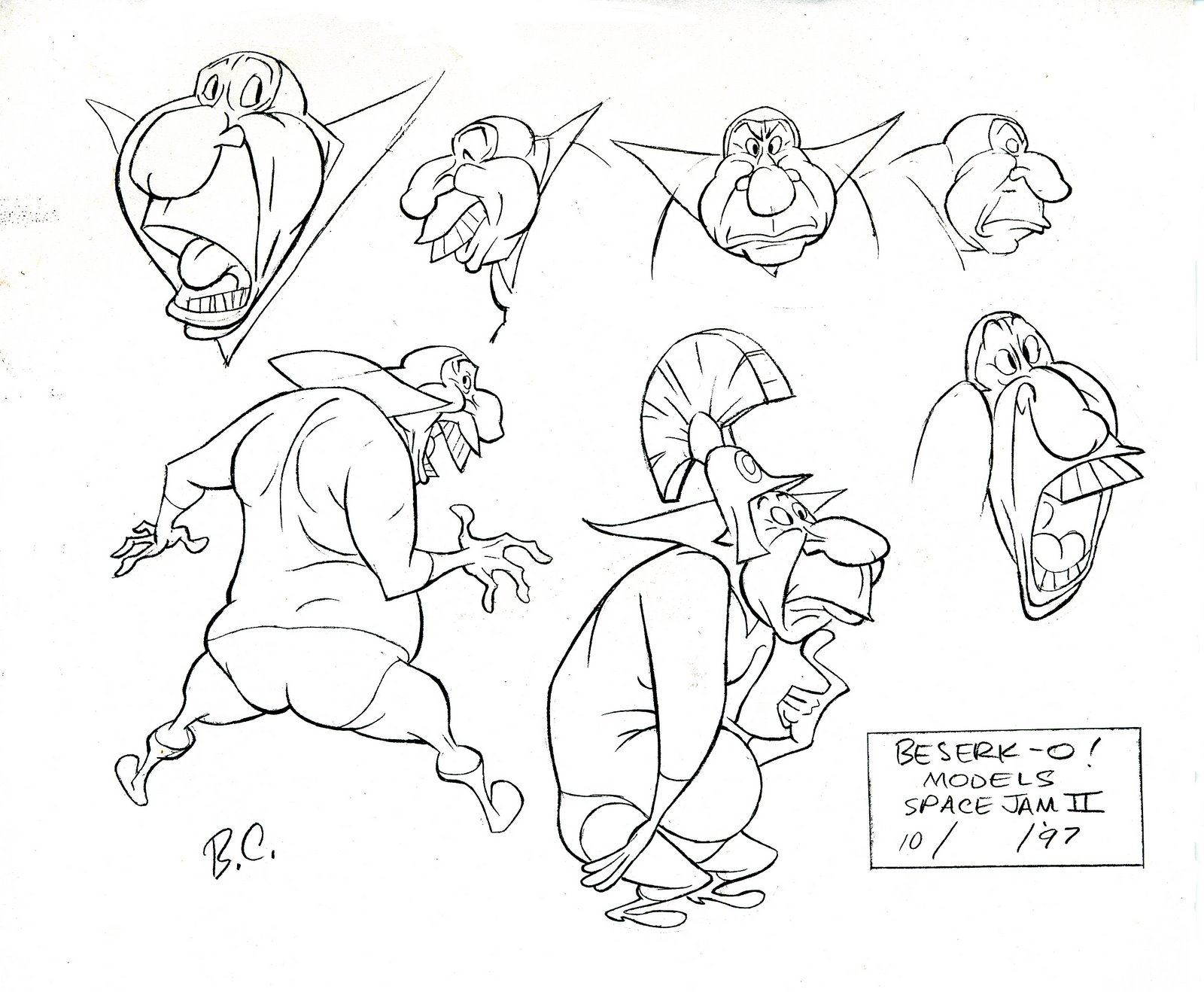 space jam 2 cancelled sequel space jam wiki fandom powered by wikia - Space Jam Monstars Coloring Pages