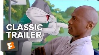 Space Jam (1996) Official Trailer - Michael Jordan, Bill Murray Movie HD