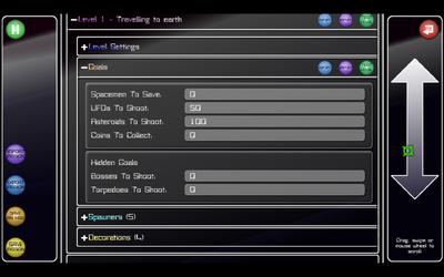Sr mission editor goals settings
