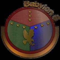 Logo klein Babylon 6 04