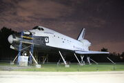 Space Shuttle Independence OV-100