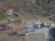 Orion prior to Pad Abort 1