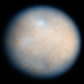 Ceres Hubble sing