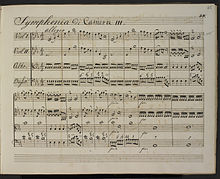 William Herschel - Symphony No