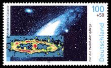 DPAG 1999 2077 Andromeda-Galaxie