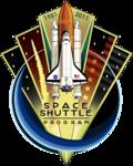 120px-Space Shuttle Program Commemorative Patch-1-