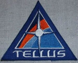 Tellus Mission Patch