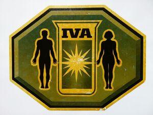 IVA Sign
