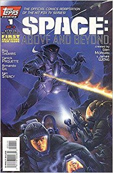 SAAB cover comic 1