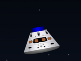 Orion Crew Capsule