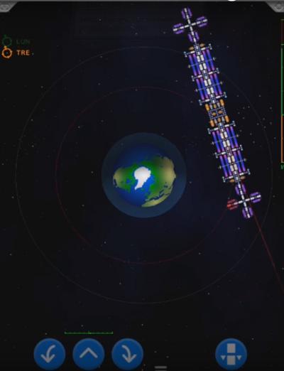 Deep Space Wing