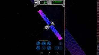 Space Agency Bug - Long Voyage Spacecraft Shaking
