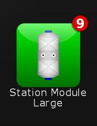 Station Module Large Angkasa-X