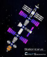 http://centaurispaceworks.blogspot.com/2018/05/station-icarus