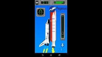 Space Agency Space Shuttle Launch concept-0