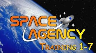 Space Agency Training 1-7 Gold