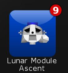 Lunar Ascent In Menu