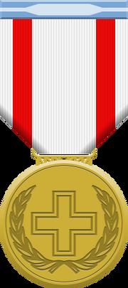 Assistance medal