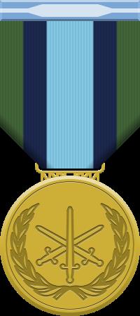 Combat medal