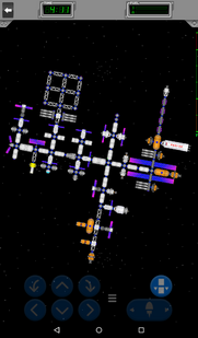 Large Space Station