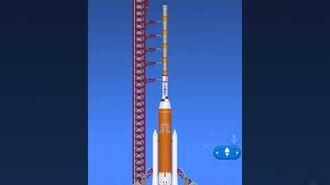 Space Agency, hints 04 - instant start of the first stage engines