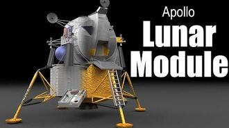 What's inside of the Lunar Module?