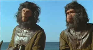 Ape people (Spaceballs)