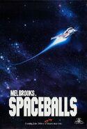 Spaceballs Teaser Poster