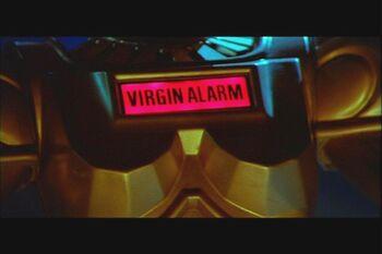 Virgin Alarm