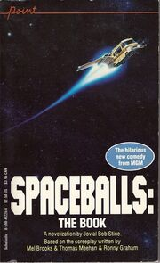 Spaceballs The Book