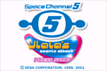Space Channel 5 - Ulala's Cosmic Attack (USA)-200708-115055