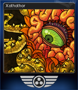 Steam card Xothothor