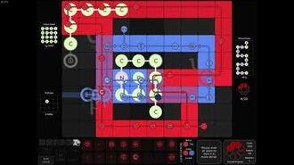 SpaceChem Tournament 2018 - Week 3 Molting