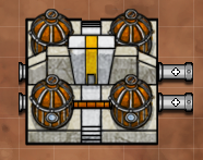 SpaceChem Reactor