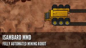 Steam card Isambard MMD