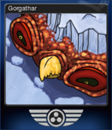 Steam card Gorgathar