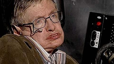 Stephen Hawking Asking big questions about the universe