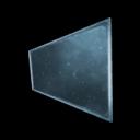Icon Block Window 1x2 Flat Inv